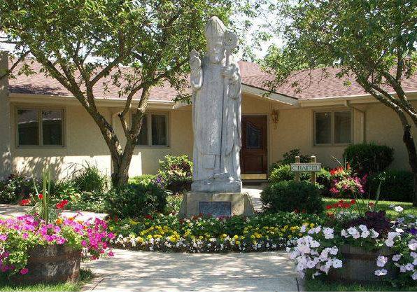 7 St. Pats Statue 7